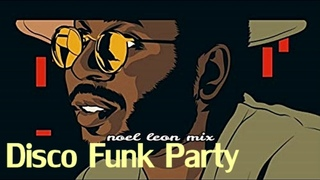 Classic 70's & 80's Disco Funk Soul Mix #92 -Dj Noel Leon