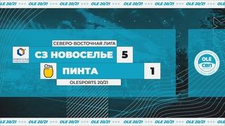 СЗ Новоселье - Пинта 5:1 (XIV сезон)