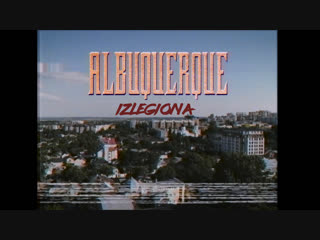 Izlegiona - альбукерке/albuquerque