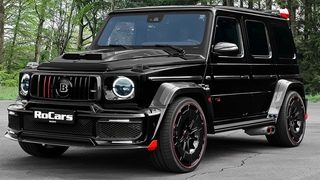 2022 BRABUS ROCKET G 900 - Ultra G Wagon from Brabus is here!