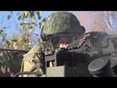 Учение со спецназом ВВО по отражению атаки условных террористов из засады