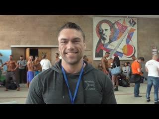Интервью с Сергеем Таранухо