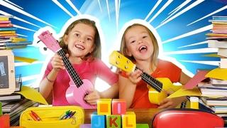 La chanson de l'école - C'est la vie - Danse des Titounis