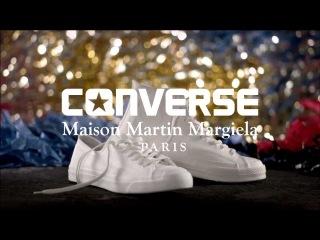 Converse x Maison Martin Margiela sneaker collaboration - Full Film