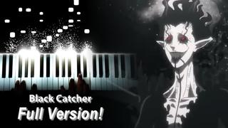 "[FULL] Black Clover OP 10 - ""Black Catcher"" - Vickeblanka (Piano)"