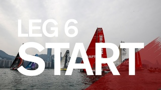 Leg 6 Start in Hong Kong – Full Replay   Volvo Ocean Race