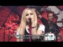 Avril Lavigne - Interview Girlfriend [Music Station, Japan] (FullHd 1080p)