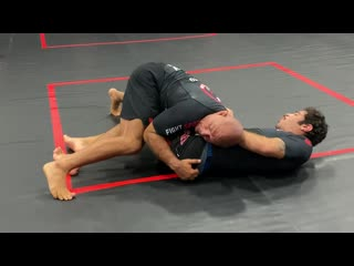 Roberto CYBORG - Over Under  guard pass Variations (no-gi)