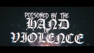 BOUND IN FEAR - THE HAND OF VIOLENCE [OFFICIAL LYRIC VIDEO] (2018) SW EXCLUSIVE