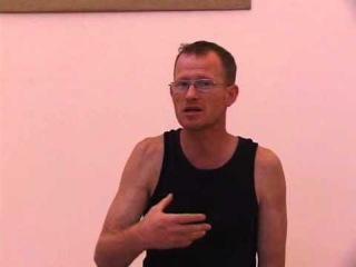 Синдром хронической усталости. Гарценштейн Л. (Киев 2006, семинар) Йога. Реабилитация позвоночника