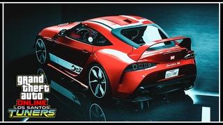 Dinka Jester RR — Спорткар из обновления «Тюнинг в Лос-Сантосе» в GTA Online