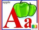 Английский алфавит для детей English alphabet for children