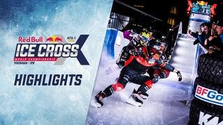ATSX 1000 Yokohama, JPN Highlights | 2019/20 Red Bull Ice Cross World Championship
