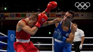 Мамедов и Хатаев вышли в 1/8 финала олимпийского турнира по боксу 🥊