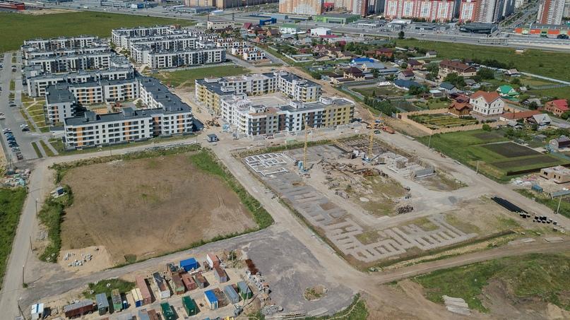 Отчет о ходе строительства ЖК «Ожогино» июнь 2020, изображение №19