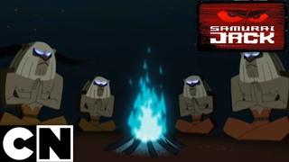 Samurai Jack - Jack vs. the Five Hunters