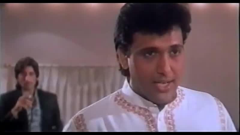 Звон твоих браслетов Teri Payal Mere Geet, 1989 - Говинда, Минакши Шешадри, Шакти Капур, Кадер Кхан, Бина