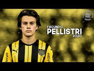 Facundo Pellistri  Crazy Skills, Goals & Assists | 2019/20 HD