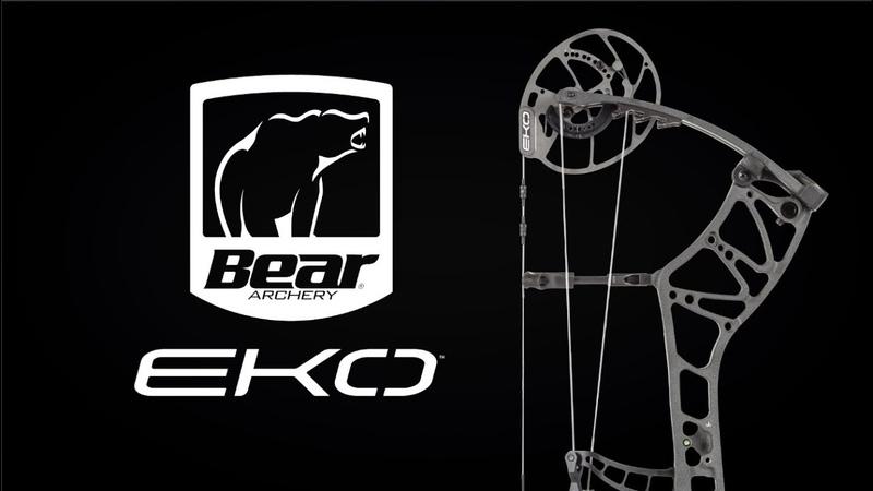 Bear EKO™ Cam Technology Bear Archery