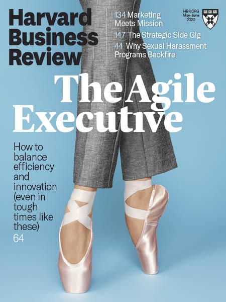 Harvard Business Review USA 05.06 2020