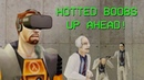 [HLVR: AI] Look out Gordon! Hotted Boobs up ahead. Tits, big ones!