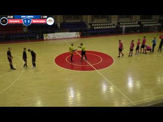 Live: Чемпионы улиц | Мини-футбольная Лига