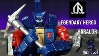 New Age Legendary Heros Haraldr (Not Straxxus)