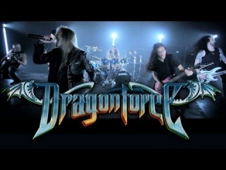 DragonForce - The Game (ft. Matt Heafy of Trivium. Official Video)