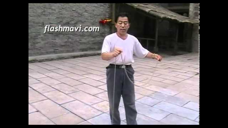 How to Handle a Wushu Ropedart
