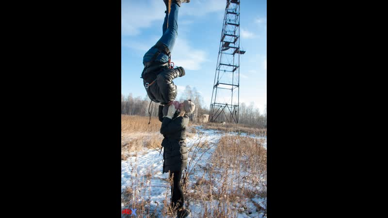 Vladislav Sh. прыжок FreeFallProX команда ProX74 объект AT53 Chelyabinsk 2019 1 jump RopeJumping
