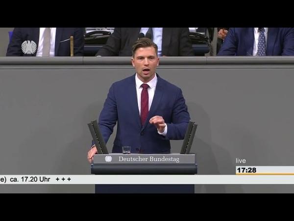 Jan Nolte (AfD) stellt CDU LÜGNER bloß. 14.02.2019