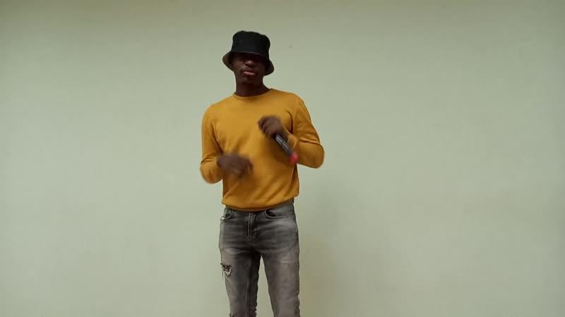 Pas sans toi поет Окуму Одрей Жильдас Памфиль студент II курса БГТУ Республика Конго