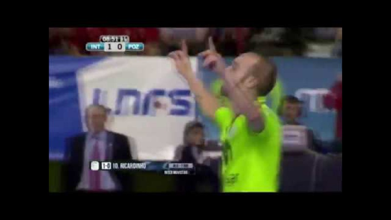 Ricardinho amazing goal final play-off 2013/14