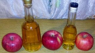 (18+) Самая яблочная настойка из всех яблочных настоек в мире (Наливка, Ликёр) На спирту