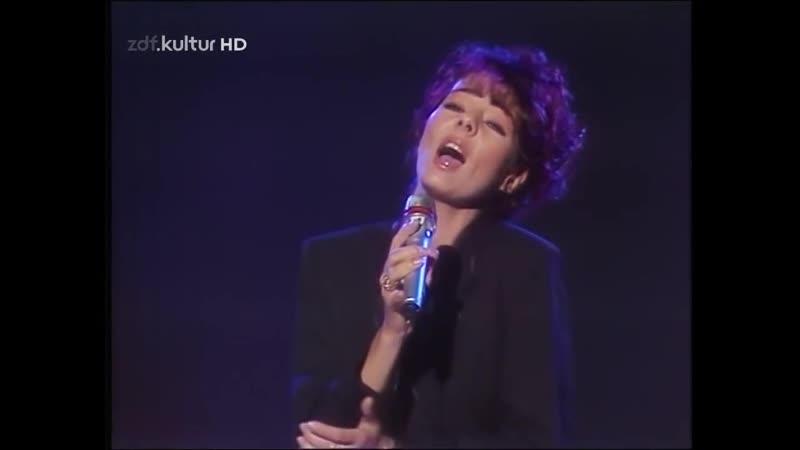 Sandra - One More Night, Interview (ZDF Hitparade. 12.12.1990) Germany