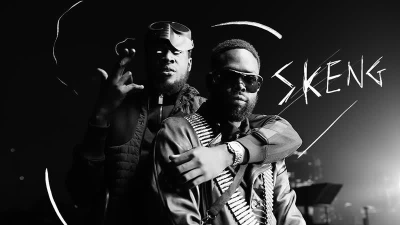 Ghetts feat Stormzy Ghetto — Skengman