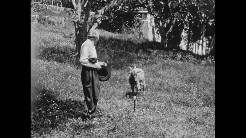 Chagall Saint-Paul de Vence [Frédéric Rossif, 1970]