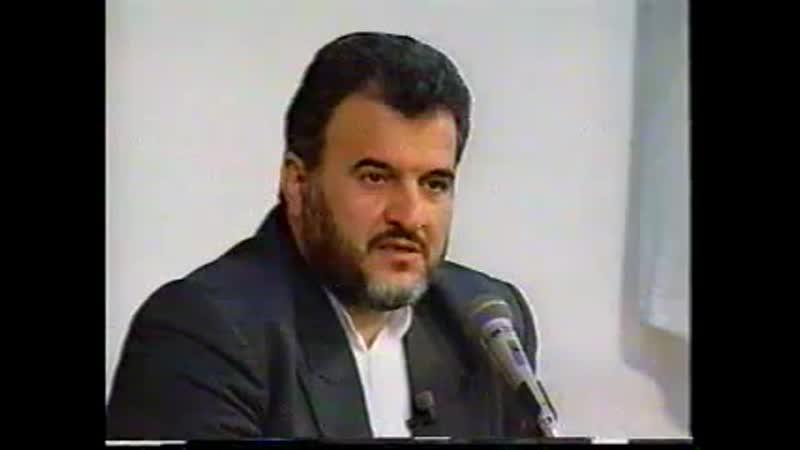 Muhammad Husayn Tabotaboi. 5 letniy Hafiz Qurana