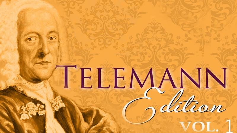 Telemann Edition Vol 1