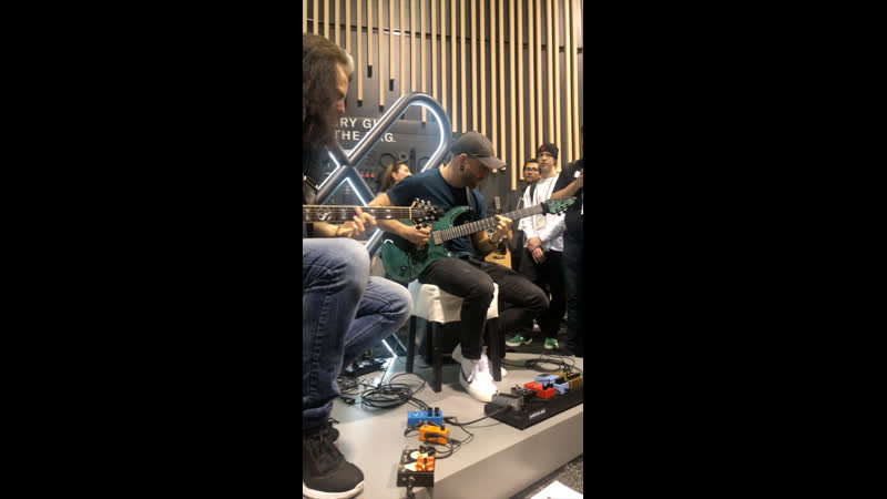 Live Официальная группа D'Addario и Planet Waves