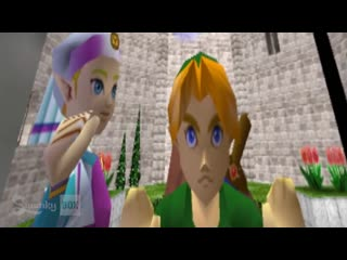 Why spending 24 hours in vr ocarina of time was a haunting experience