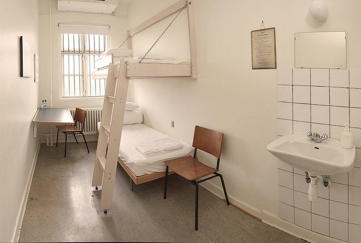 Лучшие отели мира от Soul Travel The SleepIn Fængslet (Дания), изображение №3