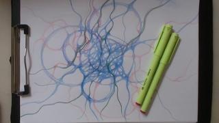 Нейрографика - очевидное - невероятное
