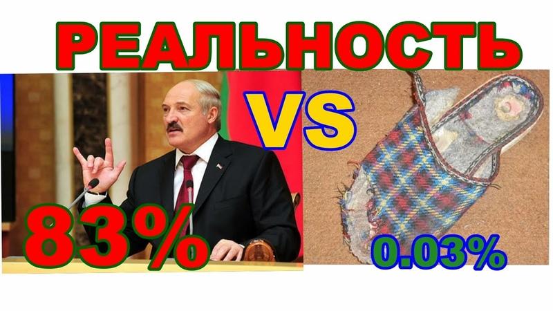 Как Вам НОВОСТИ БАТЬКА РУЛИТ Судороги оппозиции тапошников Почему народ голосует за Батьку