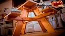 Стол из дерева своими руками для дачи. How to Build A Picnic Table.