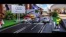 Гоночные машинки AUDI. Трасса Кольцевые гонки.