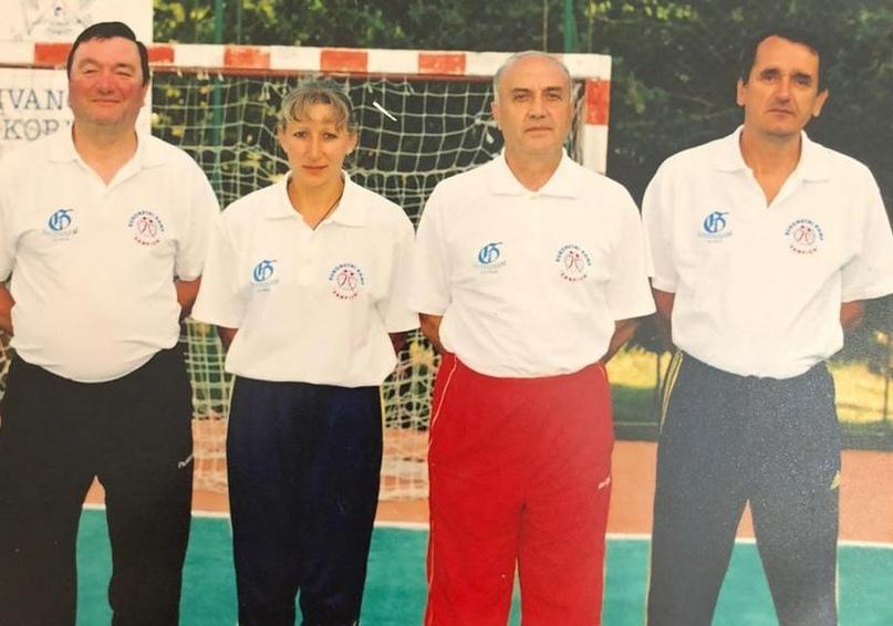С коллегами из Сербии и Черногории
