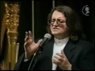 "Александр Градский. ""Любимая, спи"". 2003"