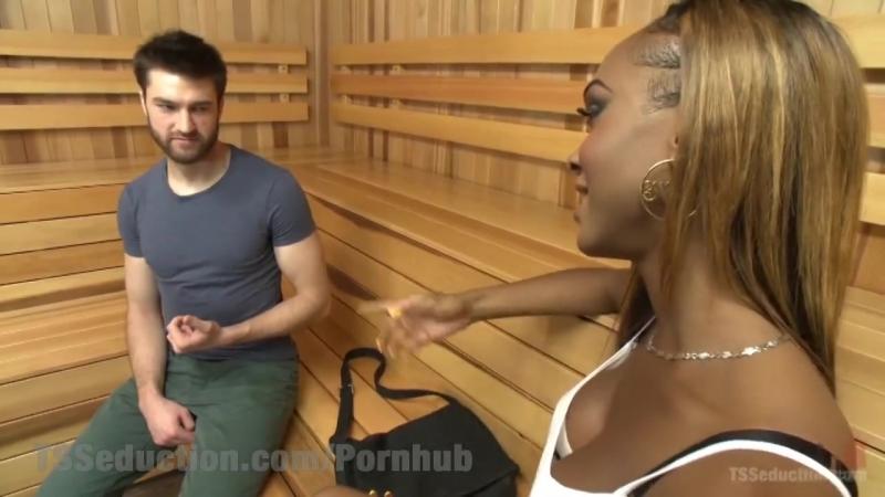 Секс с черным трапиком #TS #shemale #femboy #trap #транс #фембой #анал #порно #домина #trans