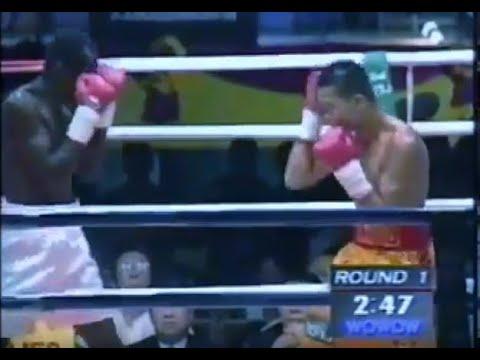 Nana Yaw Konadu vs Daorung Chuwatana 1 นานา คอนาดู ดาวรุ่ง ช ศิริวัฒน์ 1